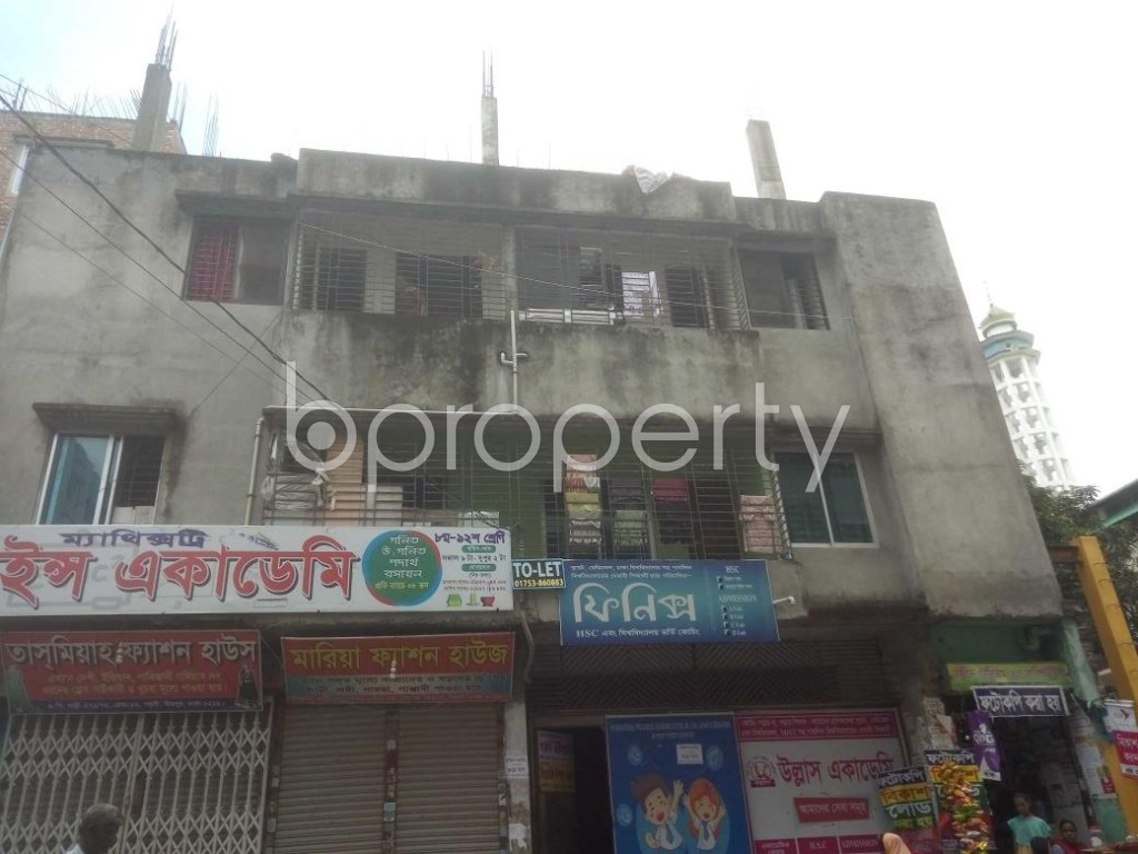 Front view - 2 Bed Apartment to Rent in Mirpur, Dhaka - 1920917