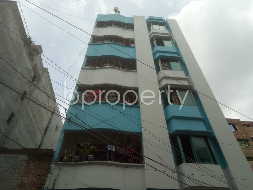 Front view - 2 Bed Apartment to Rent in Mirpur, Dhaka - 1920919