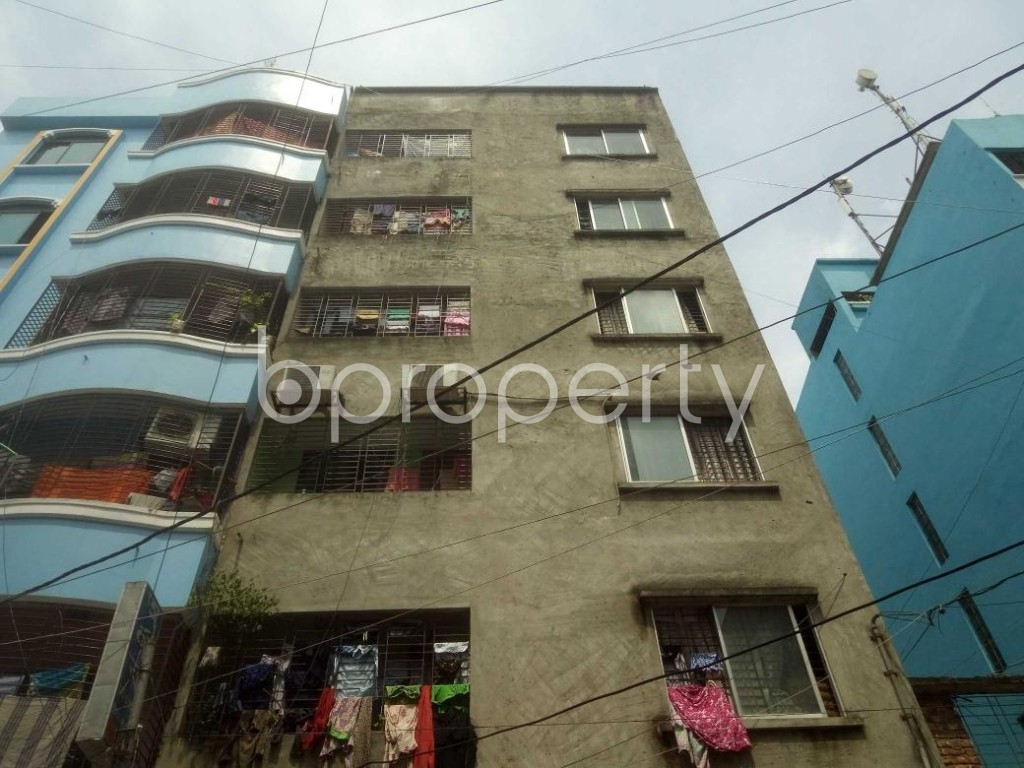 Front view - 2 Bed Apartment to Rent in Mirpur, Dhaka - 1920923
