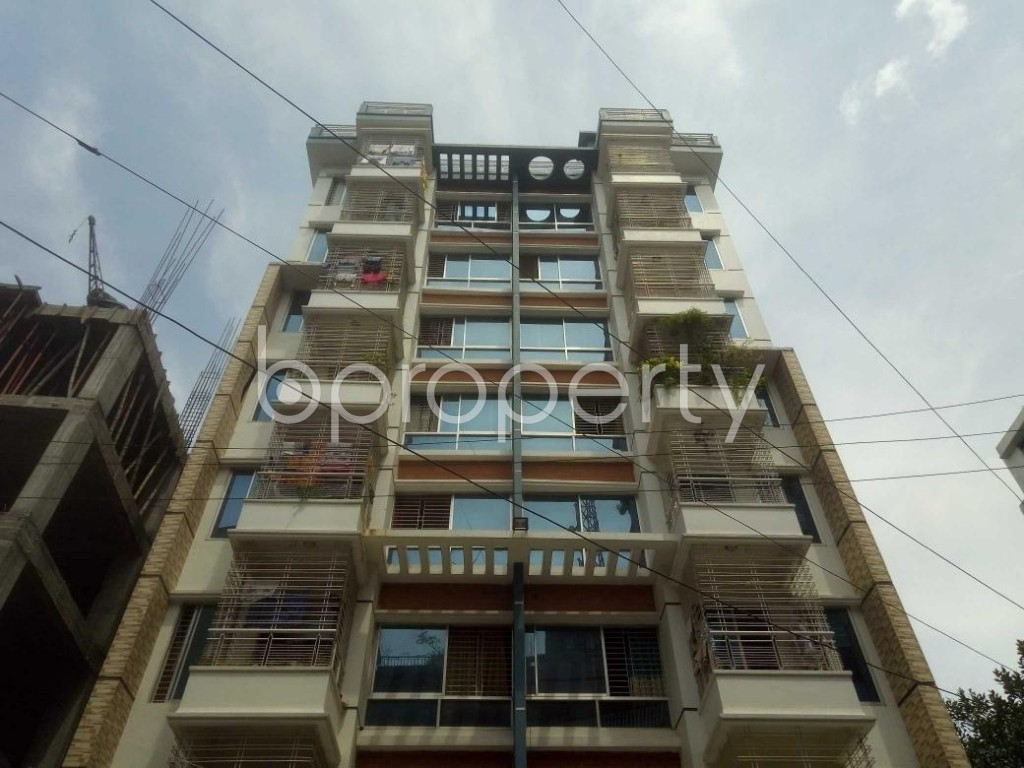 Front view - 2 Bed Apartment to Rent in Mirpur, Dhaka - 1920924