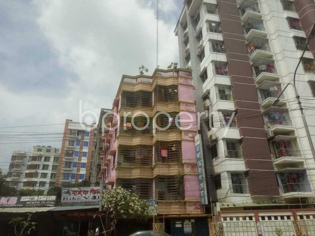 Front view - 2 Bed Apartment to Rent in Mirpur, Dhaka - 1920925