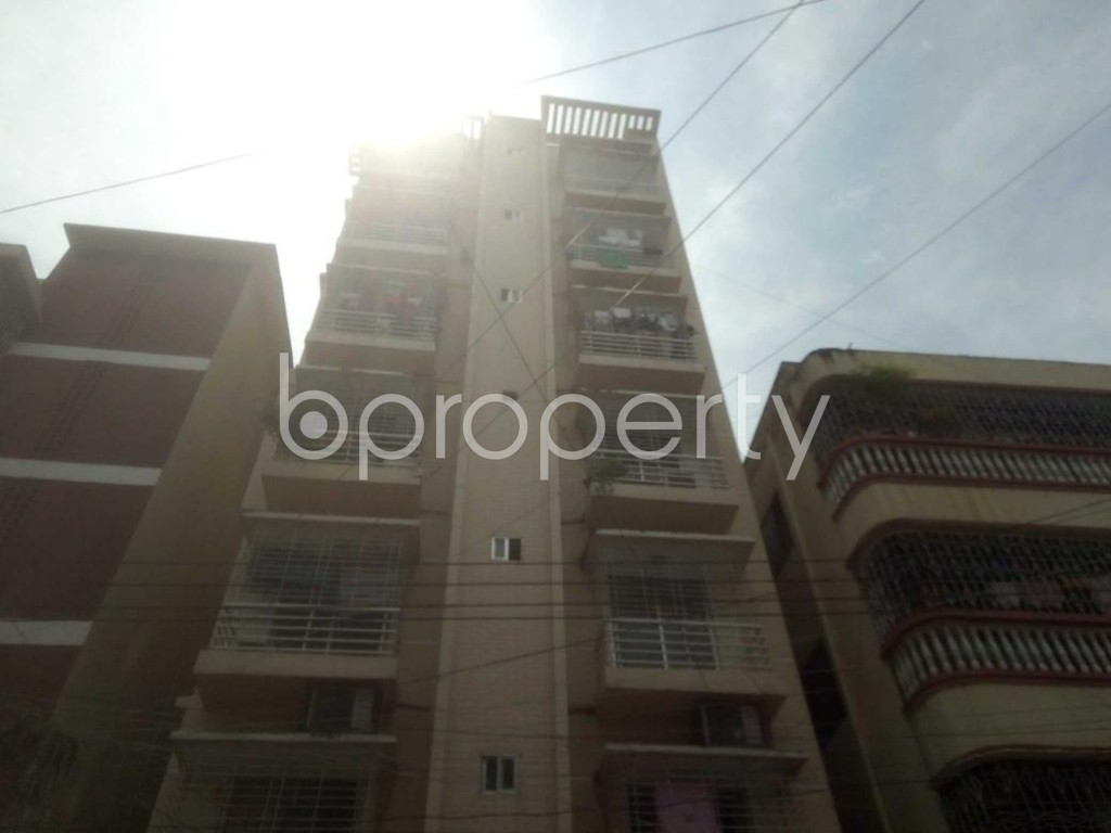 Front view - 2 Bed Apartment to Rent in Mirpur, Dhaka - 1920926