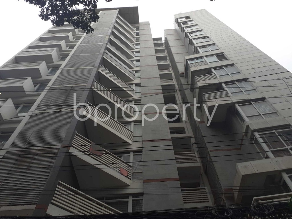 Front view - 4 Bed Apartment to Rent in Gulshan, Dhaka - 1920976