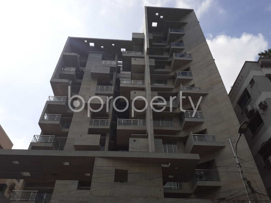 Front view - 3 Bed Apartment to Rent in Dhanmondi, Dhaka - 1920998