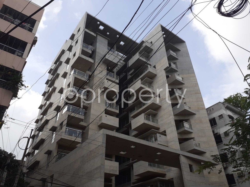 Outside view - 3 Bed Apartment to Rent in Dhanmondi, Dhaka - 1920999