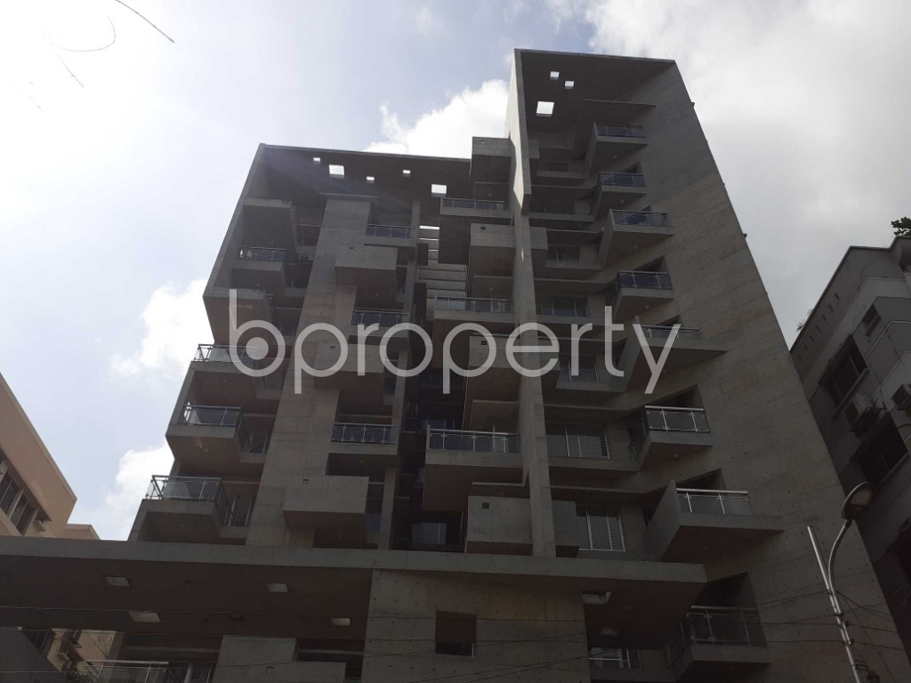 Front view - 3 Bed Apartment to Rent in Dhanmondi, Dhaka - 1921000