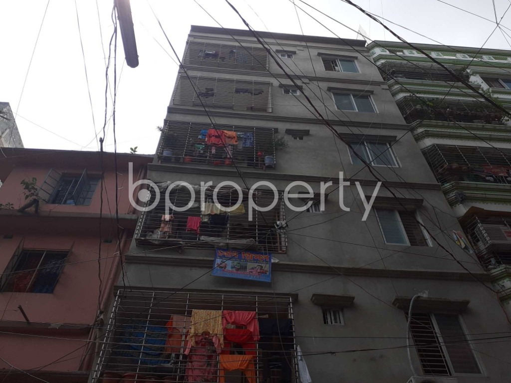 Front view - 2 Bed Apartment to Rent in Mohammadpur, Dhaka - 1920996