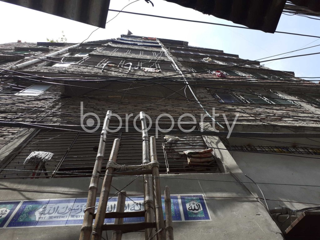 Outside view - 2 Bed Apartment to Rent in Bangshal, Dhaka - 1920752