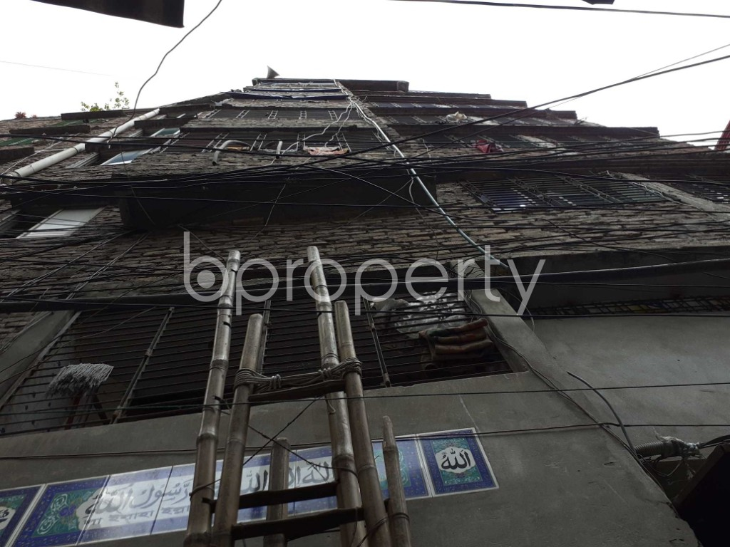 Outside view - 2 Bed Apartment to Rent in Bangshal, Dhaka - 1920753