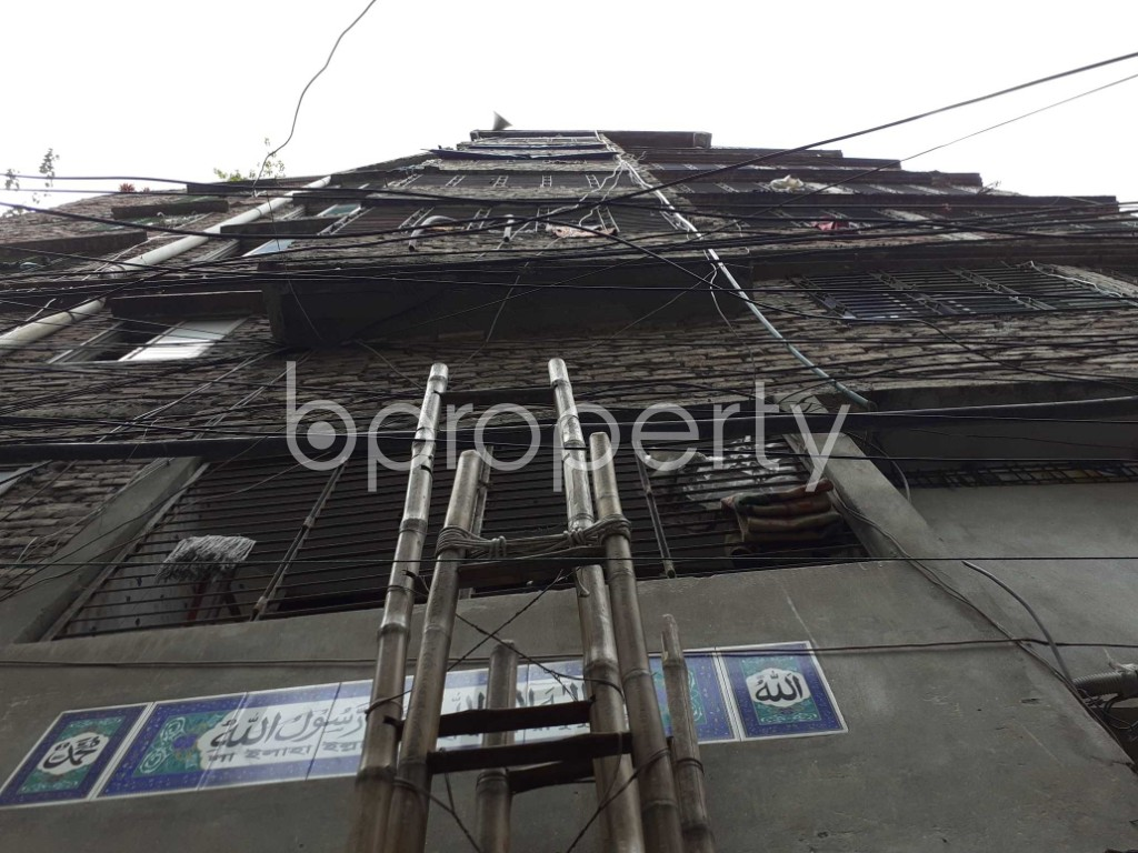 Outside view - 2 Bed Apartment to Rent in Bangshal, Dhaka - 1920754