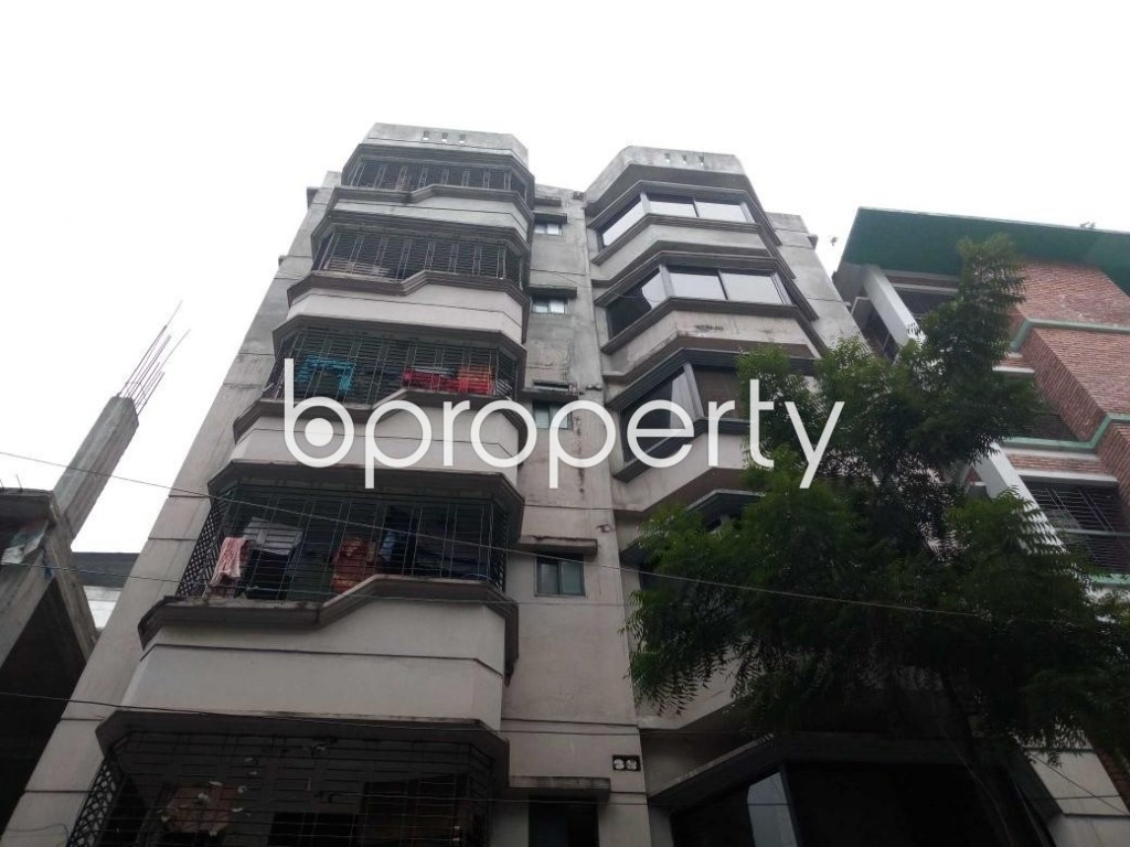 Front view - 2 Bed Apartment to Rent in Uttara, Dhaka - 1920818