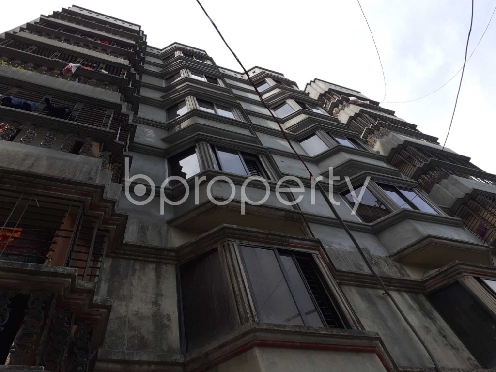 Front view - 2 Bed Apartment to Rent in Khilgaon, Dhaka - 1920833