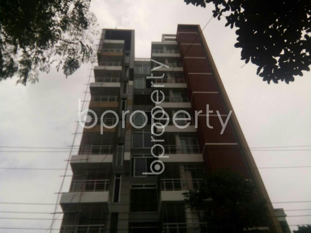 Front view - 3 Bed Apartment to Rent in Uttara, Dhaka - 1921057