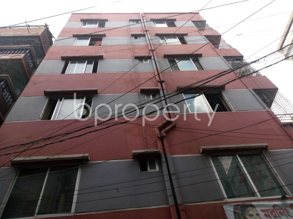 Front view - 3 Bed Apartment for Sale in Mirpur, Dhaka - 1921078