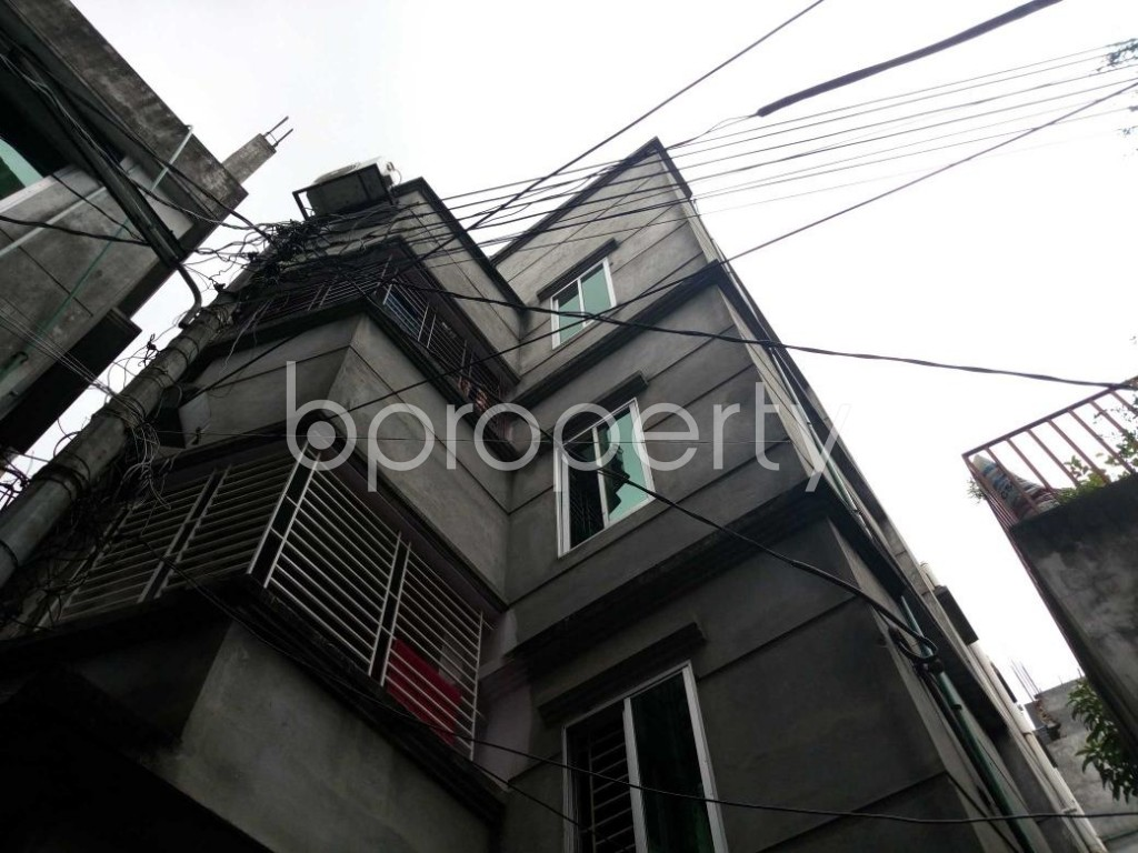 Front view - 2 Bed Apartment to Rent in Nadda, Dhaka - 1921337
