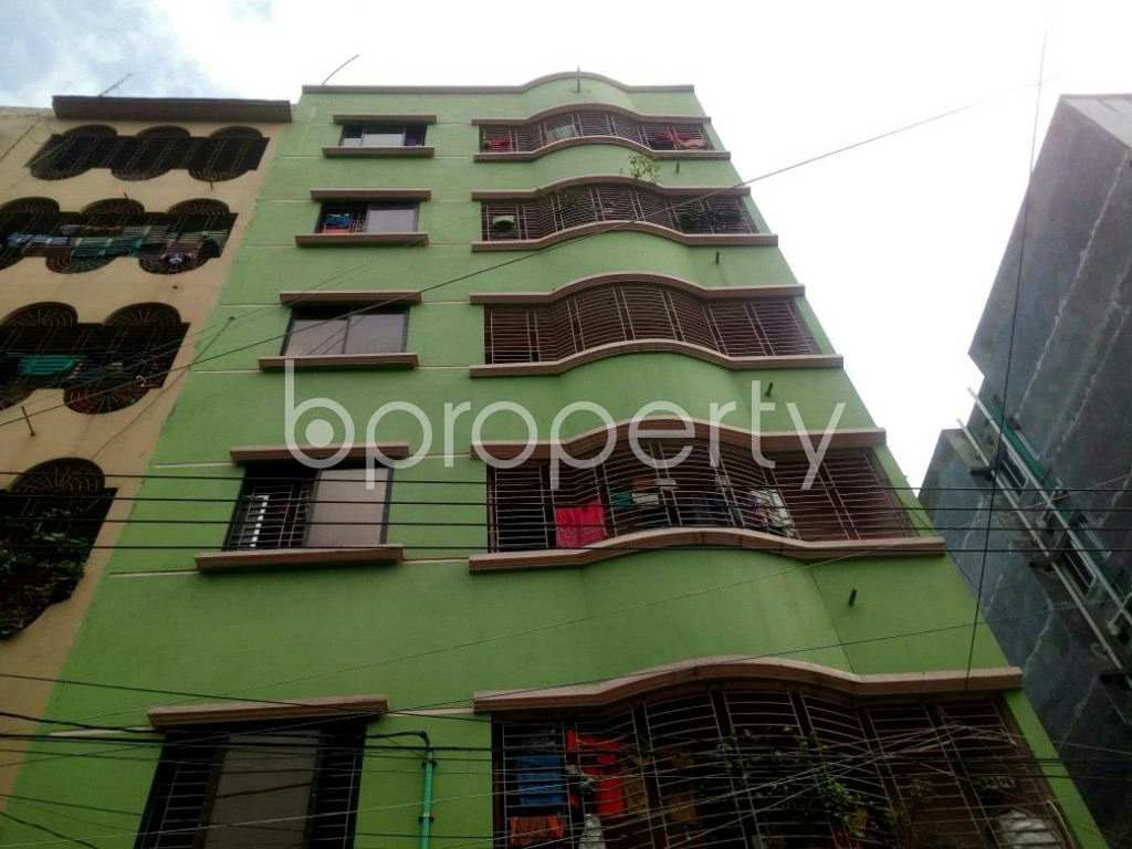 Front view - 2 Bed Apartment for Sale in Mirpur, Dhaka - 1921637