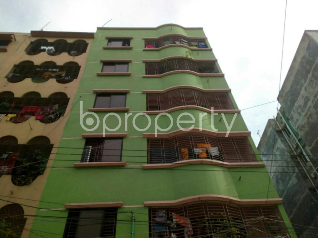 Front view - 2 Bed Apartment for Sale in Mirpur, Dhaka - 1921640
