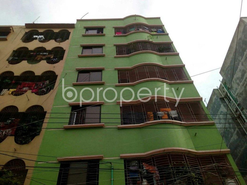 Front view - 2 Bed Apartment for Sale in Mirpur, Dhaka - 1921641