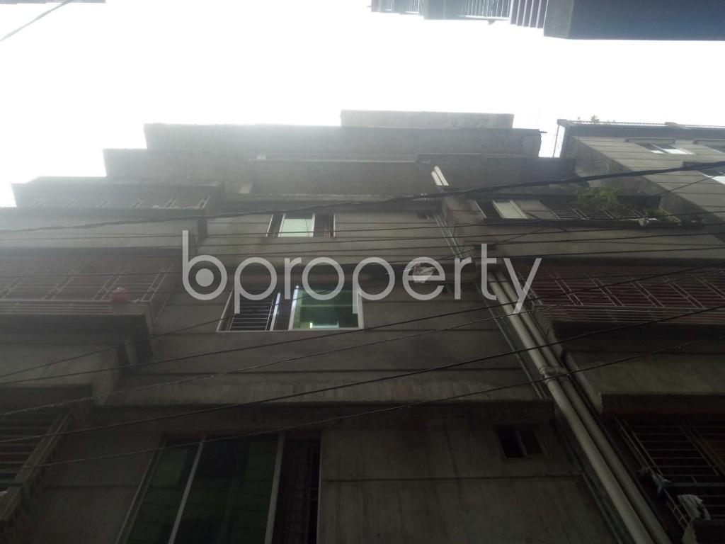 Outside view - 2 Bed Apartment to Rent in Nadda, Dhaka - 1920451