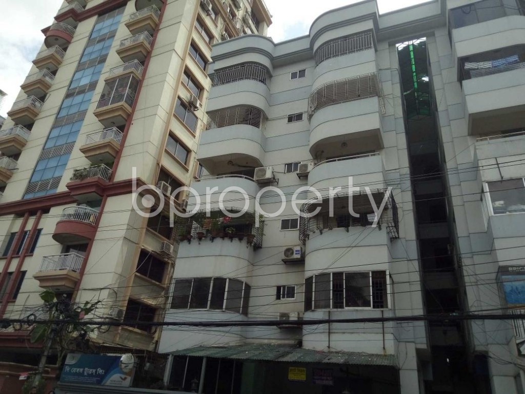Front view - Apartment for Sale in Banani, Dhaka - 1921888