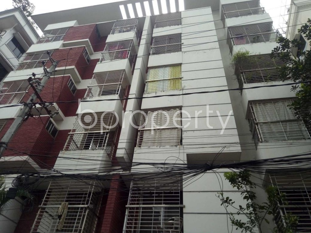 Front view - 3 Bed Apartment for Sale in Banani, Dhaka - 1921892