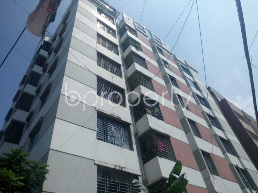 Outside view - 3 Bed Apartment for Sale in 10 No. North Kattali Ward, Chattogram - 1921997