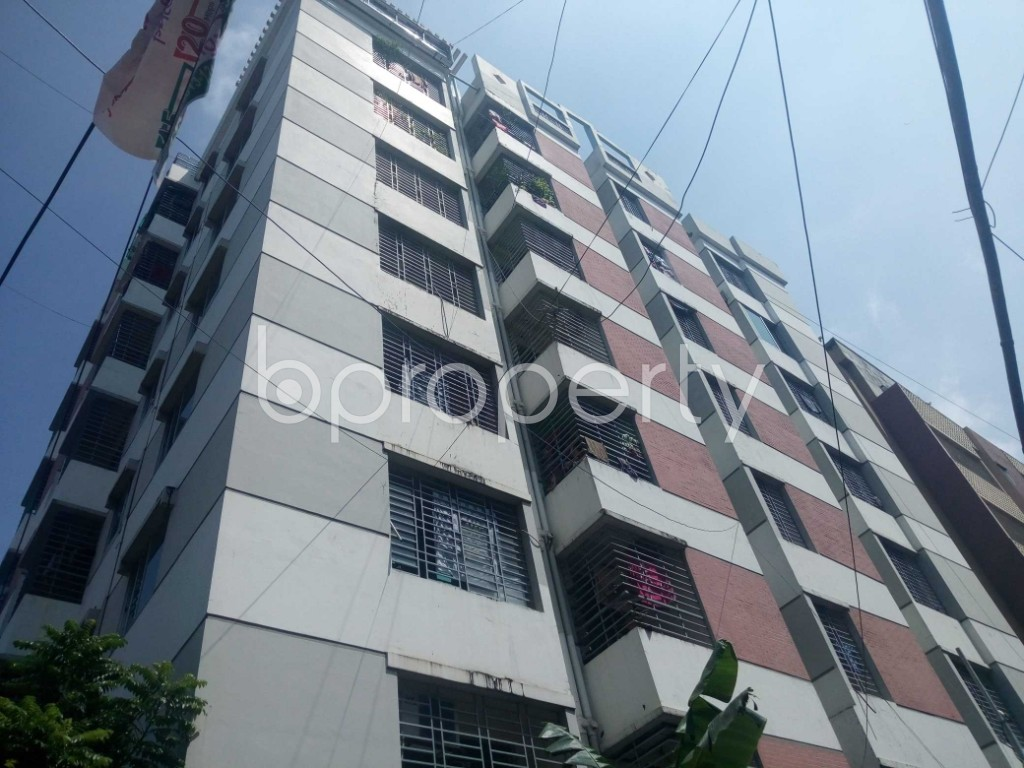 Outside view - 3 Bed Apartment for Sale in 10 No. North Kattali Ward, Chattogram - 1921998