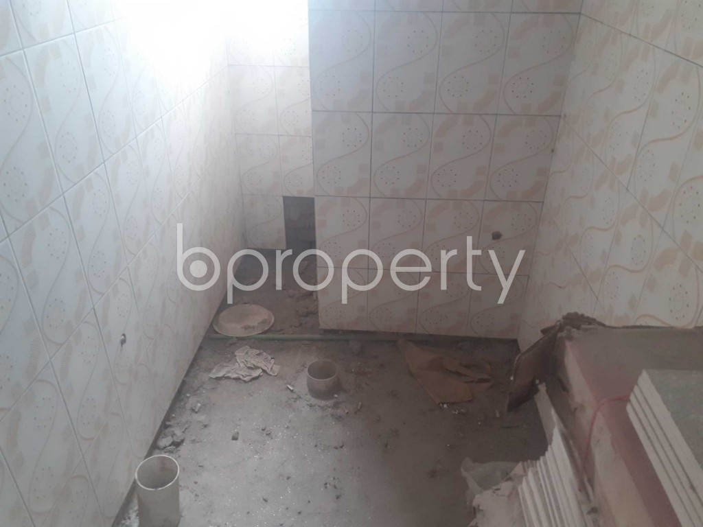 Bathroom - 2 Bed Apartment for Sale in Jatra Bari, Dhaka - 1922203
