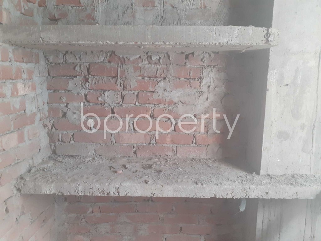 Kitchen - 2 Bed Apartment for Sale in Jatra Bari, Dhaka - 1922210