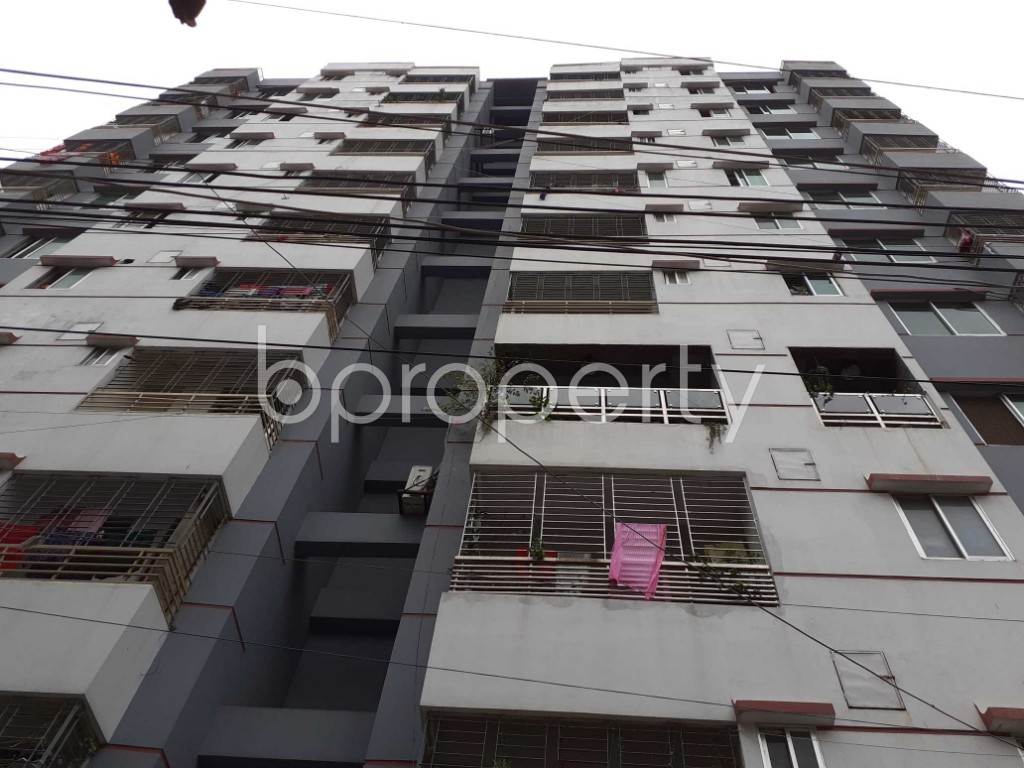 Outside view - 2 Bed Apartment for Sale in Adabor, Dhaka - 1922275