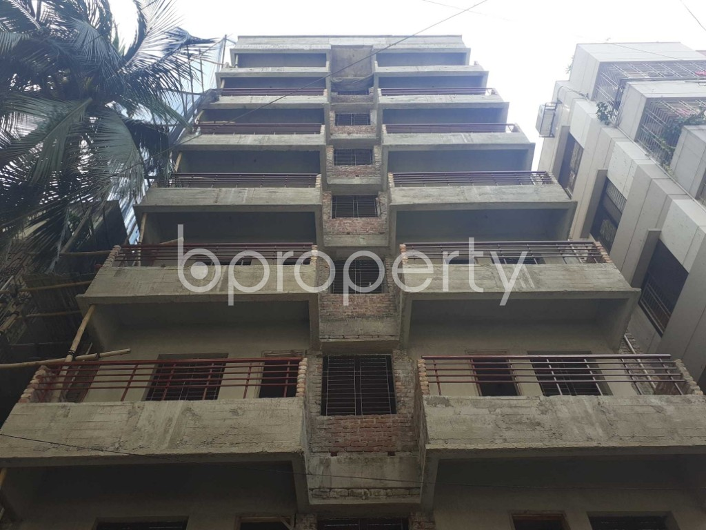 Front view - 3 Bed Apartment for Sale in Bashabo, Dhaka - 1922339