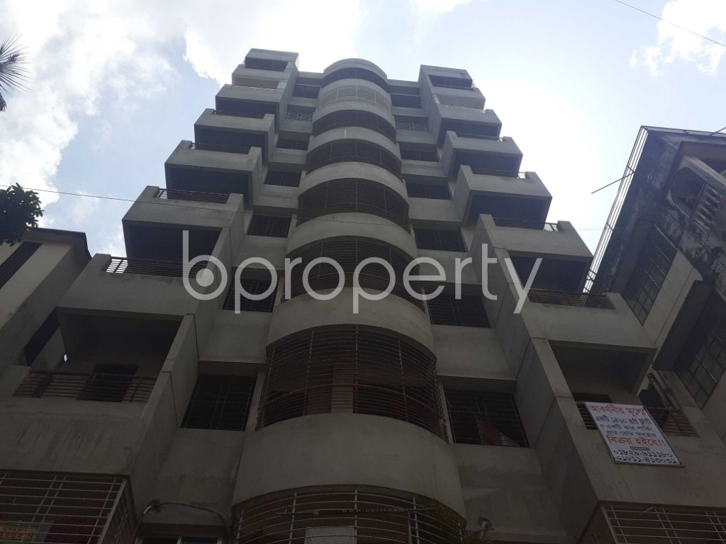 Front view - 3 Bed Apartment for Sale in Bashabo, Dhaka - 1922338