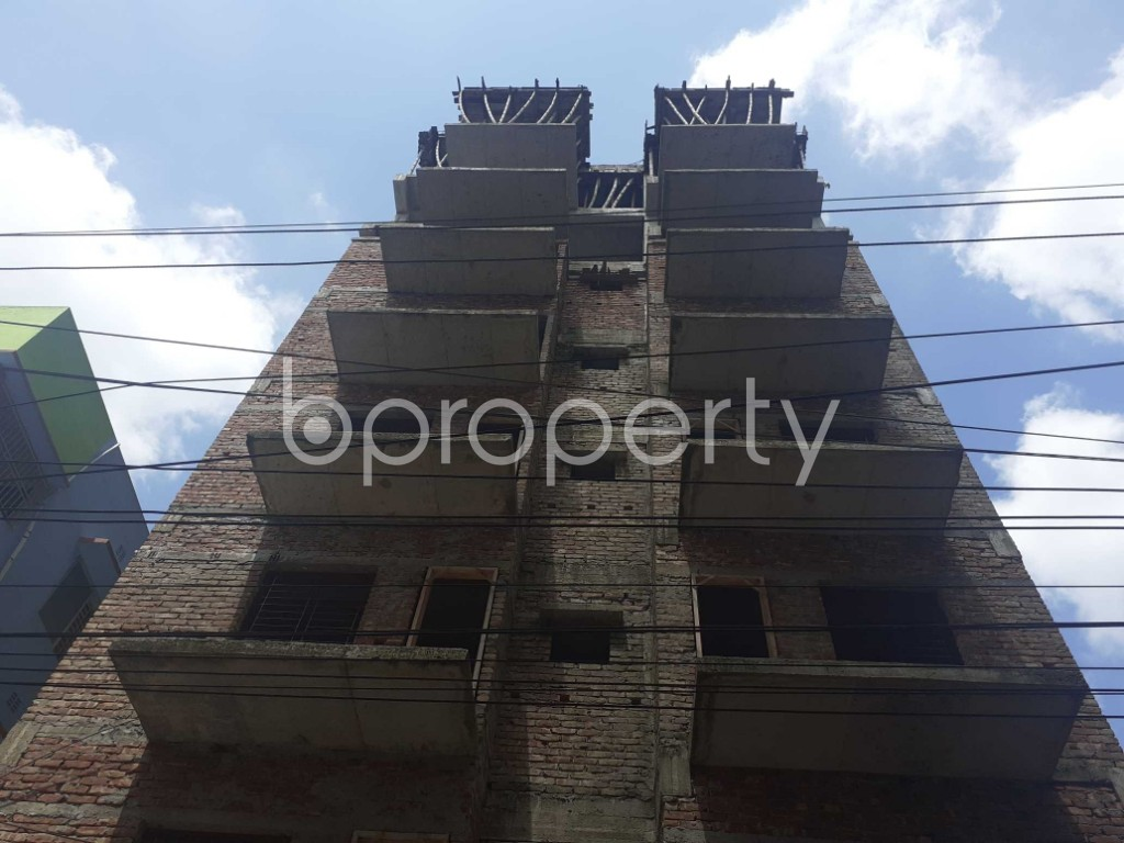 Front view - 3 Bed Apartment for Sale in Bashabo, Dhaka - 1922340