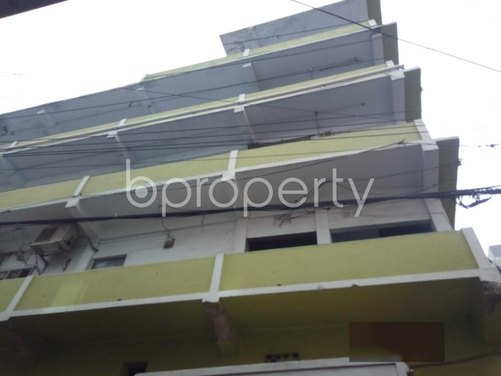 Outside view - Office to Rent in 36 Goshail Danga Ward, Chattogram - 1922401