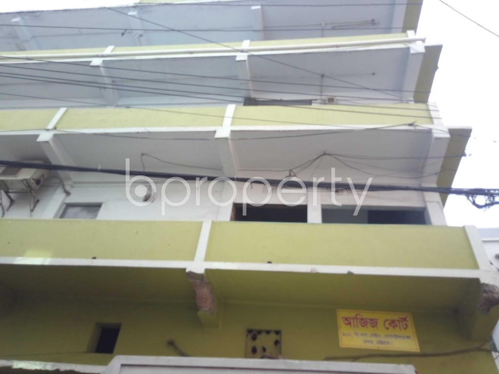 Outside view - Office to Rent in 36 Goshail Danga Ward, Chattogram - 1922407