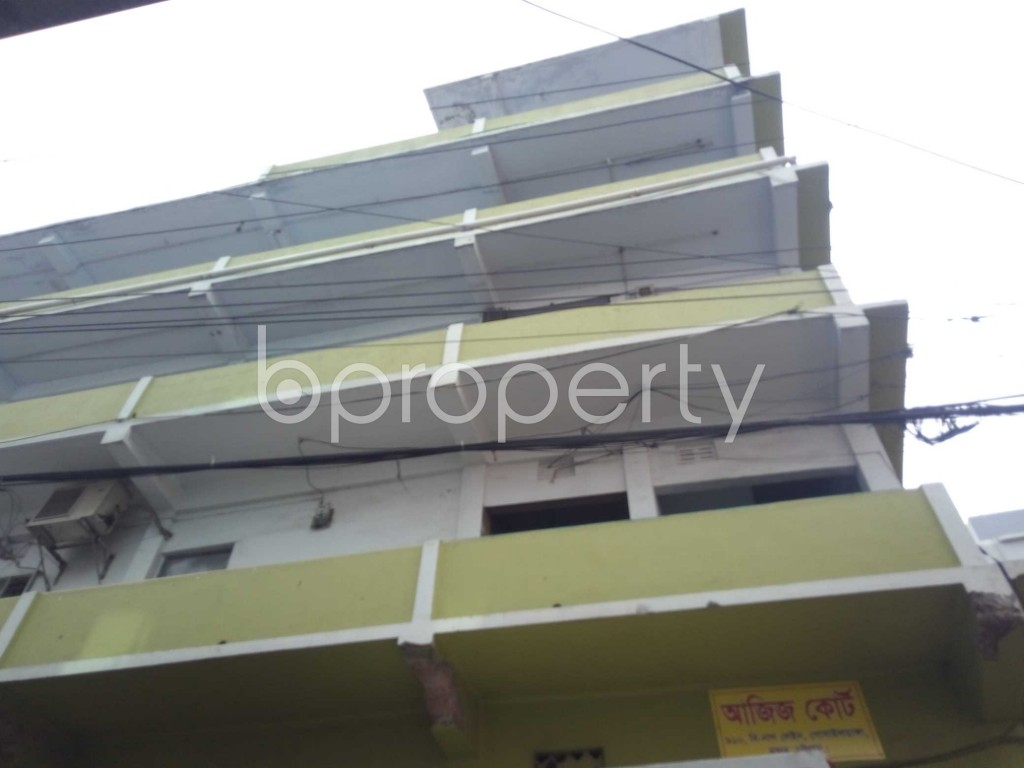 Outside view - 1 Bed Apartment to Rent in 36 Goshail Danga Ward, Chattogram - 1922408