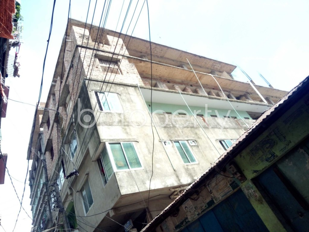 Outside view - 1 Bed Apartment to Rent in 36 Goshail Danga Ward, Chattogram - 1922410