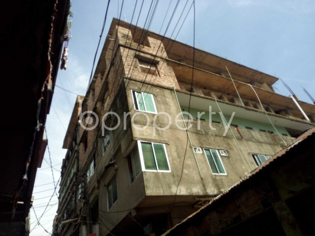 Outside view - 1 Bed Apartment to Rent in 36 Goshail Danga Ward, Chattogram - 1922411