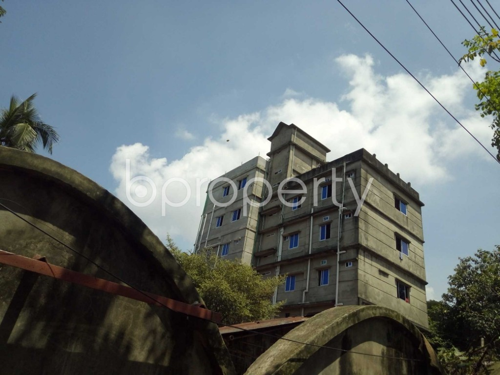 Outside view - 1 Bed Apartment to Rent in 36 Goshail Danga Ward, Chattogram - 1922414