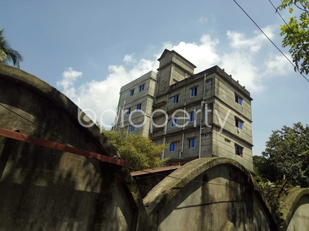 Outside view - 1 Bed Apartment to Rent in 36 Goshail Danga Ward, Chattogram - 1922415