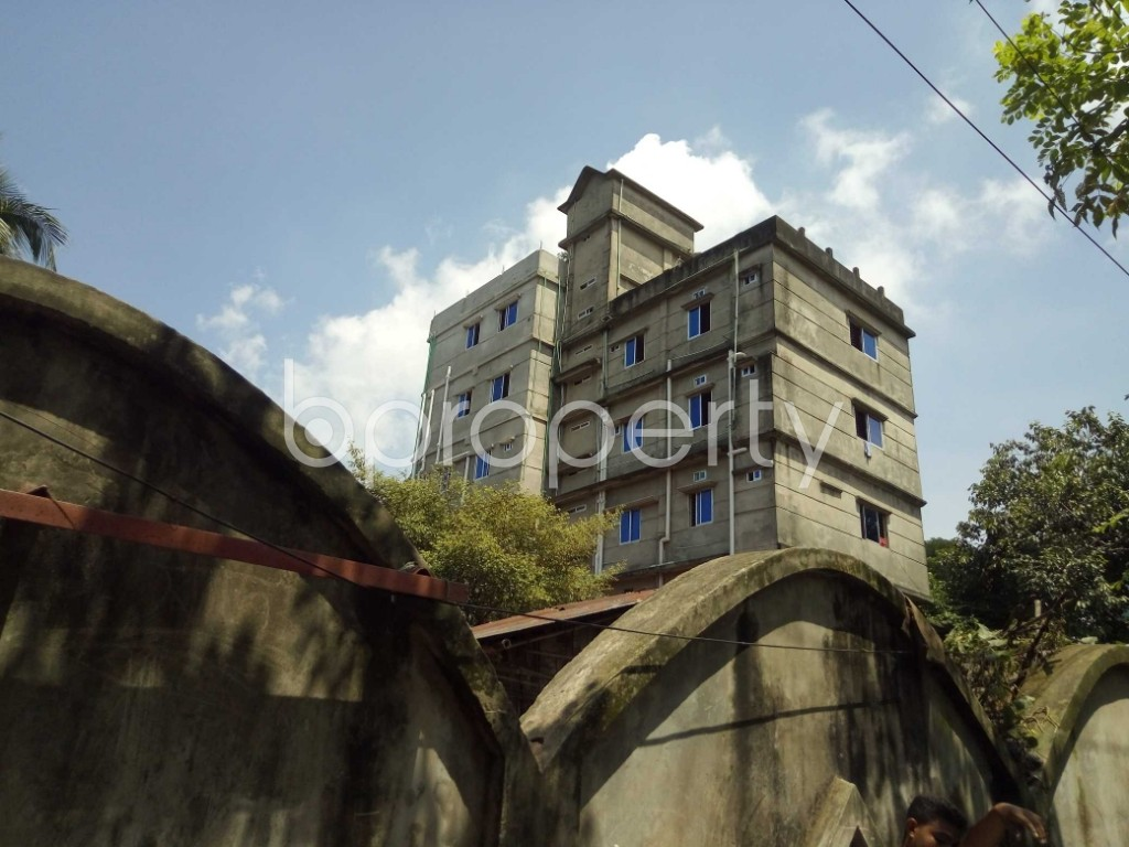 Outside view - 1 Bed Apartment to Rent in 36 Goshail Danga Ward, Chattogram - 1922416