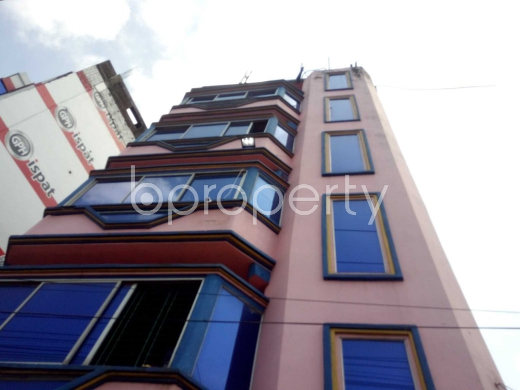 Outside view - 1 Bed Apartment to Rent in 36 Goshail Danga Ward, Chattogram - 1922417