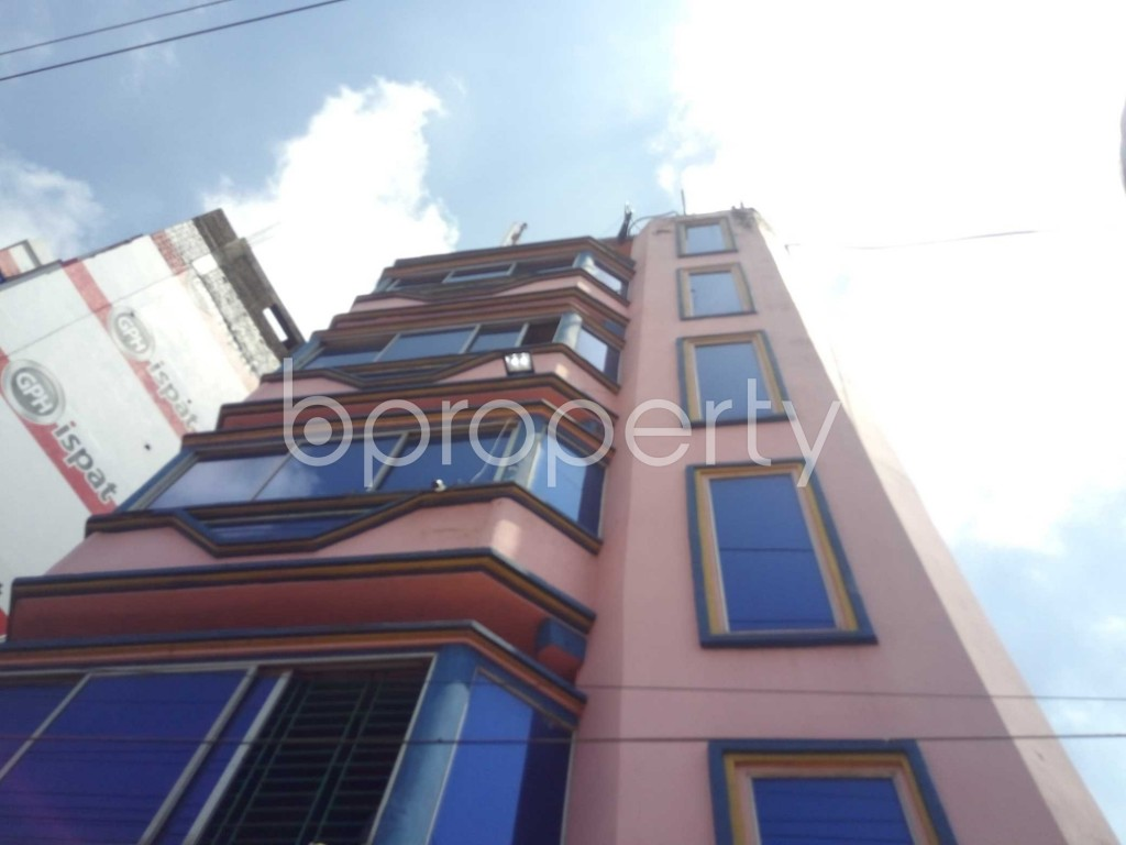 Outside view - 1 Bed Apartment to Rent in 36 Goshail Danga Ward, Chattogram - 1922418