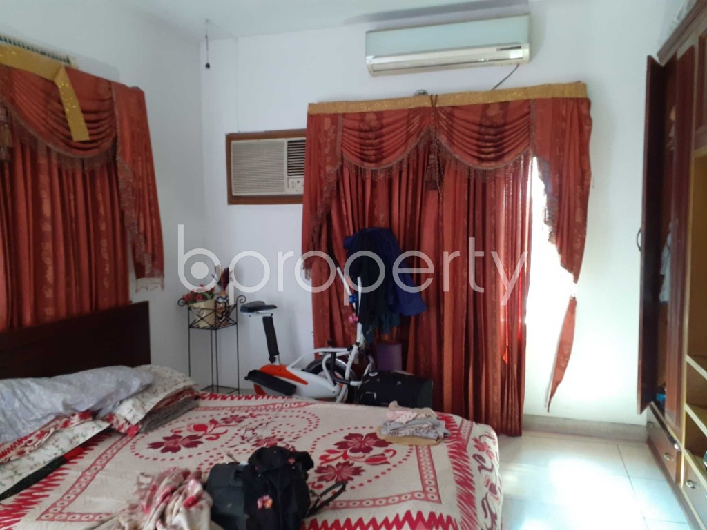 Bedroom - 3 Bed Apartment for Sale in Lalmatia, Dhaka - 1922437