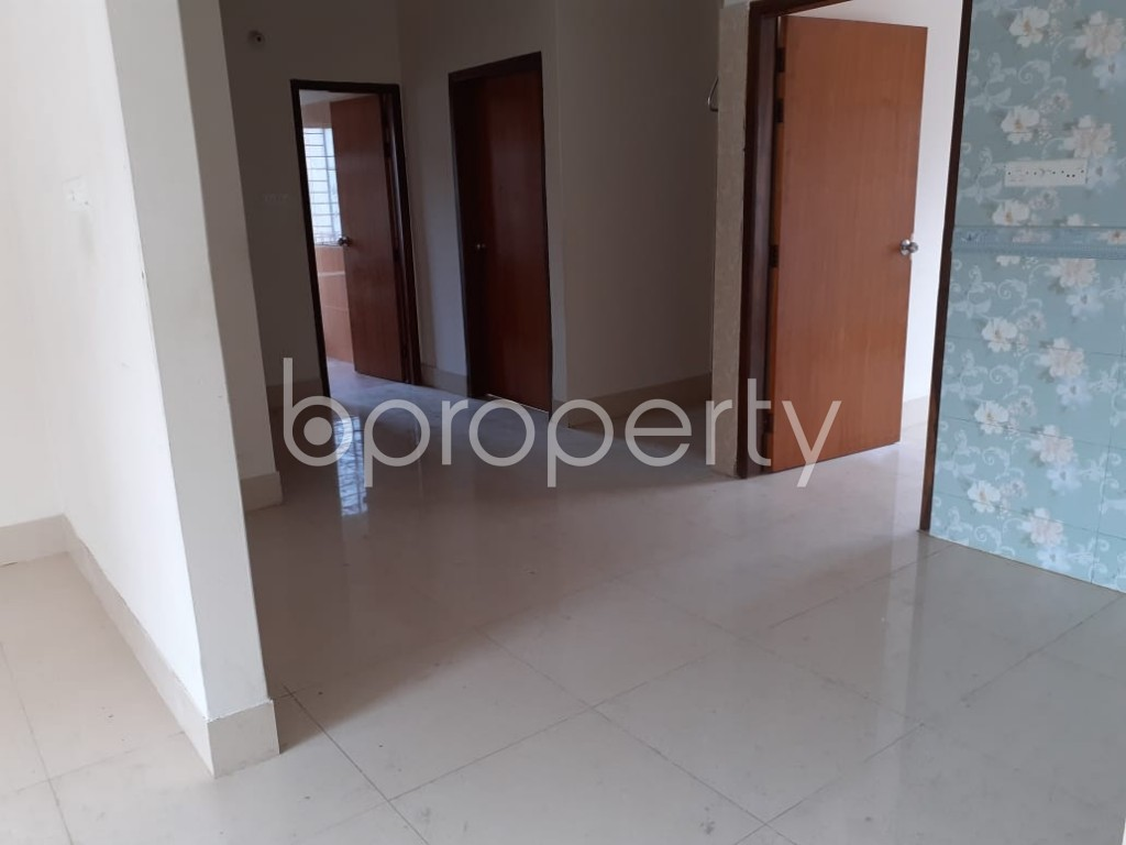 Dining area - 3 Bed Apartment for Sale in Hazaribag, Dhaka - 1922392