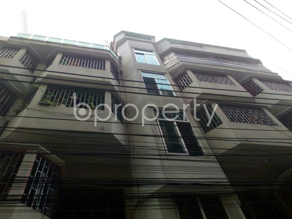 Front view - 2 Bed Apartment to Rent in East Nasirabad, Chattogram - 1922503