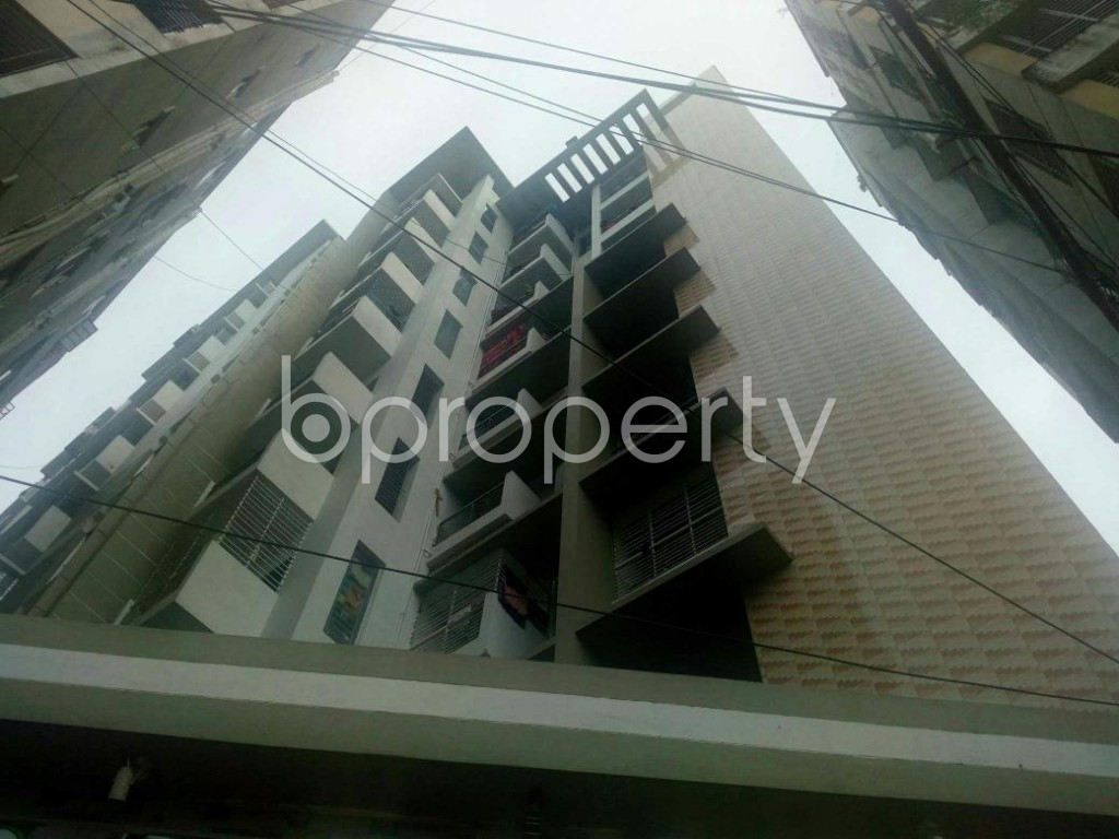 Front view - 3 Bed Apartment to Rent in East Nasirabad, Chattogram - 1922508