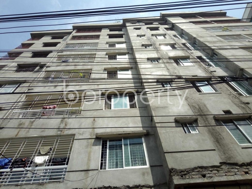 Front view - 3 Bed Apartment for Sale in Tejgaon, Dhaka - 1922481