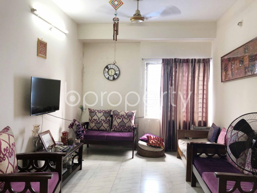 Empty Room - 2 Bed Apartment for Sale in Badda, Dhaka - 1913522