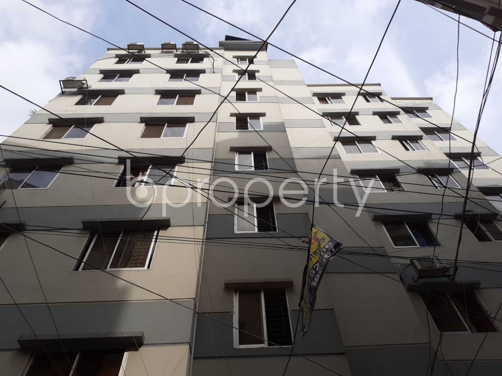 Outside view - 3 Bed Apartment for Sale in Dhanmondi, Dhaka - 1922696